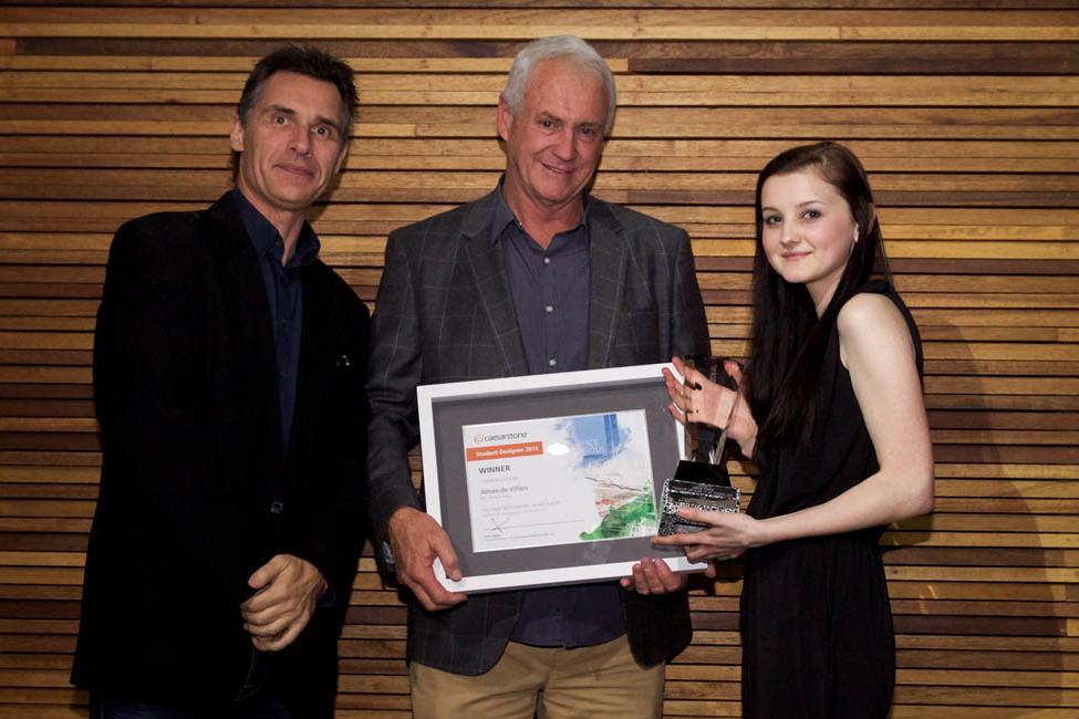 1st place Winner_Aimee de Villiers